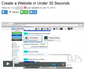 createwebsitein30seconds