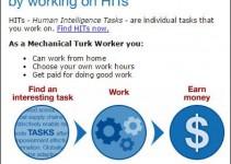 can yo make money with amazon mechanical turk