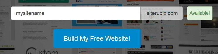 SR my sub domain name