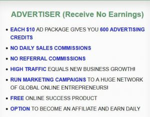 AdClick Xpress advertiser packs