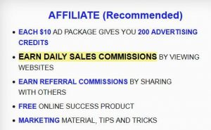 AC Xpress affiliate membership ad packages
