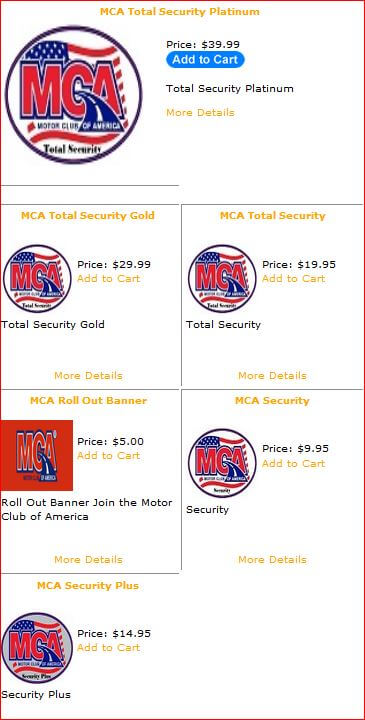 What is mca motor club of america is it a scam or legit for Mca motor club of america scam