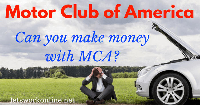 What is motor club of america mca is it a scam or legit for Motor club company scam