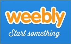 Weebly review logo what is Weebly