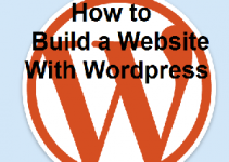 How to build your own website with WordPress