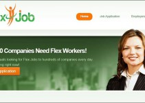 My Flex Jobs work from home completing trial offers