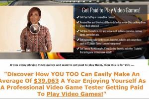 Gaming Jobs Online scam or legit