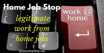 Home Job Stop Review - Is this the place to find a job? - Lets Work
