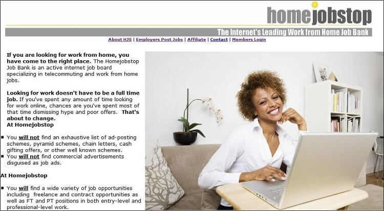 home job stop review is this the place to find a job let s work