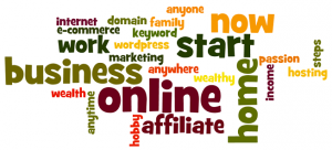 start a work from home business