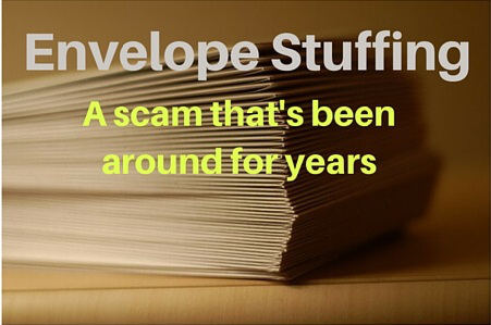 how to know if the job is a scam