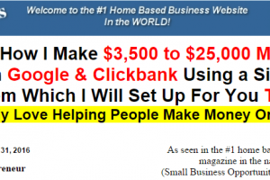earn cash yearly review