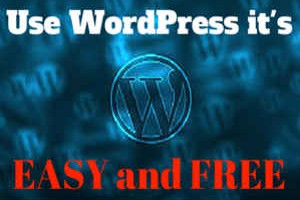 reason why you should be using WordPress