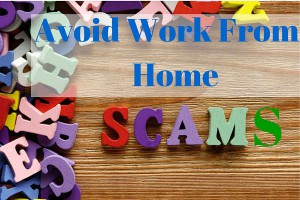 Work from home scams FI
