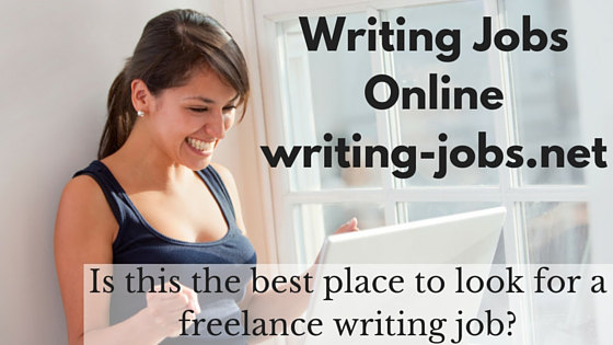 online writing jobs that pay Want freelance writing jobs if you're looking to make a living as a freelance writer, start by browsing these websites.