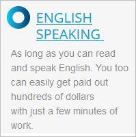 english speaking promises