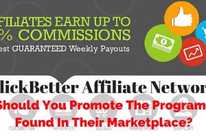 ClickBetter Affiliate Network