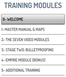 GSniper training modules