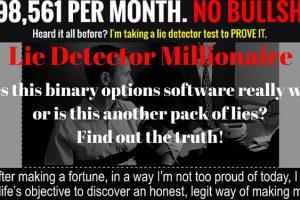Lie Detector Millionaire Scam Review