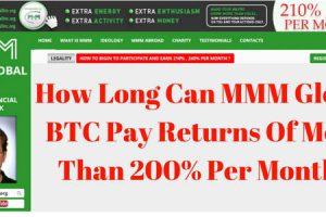 Should You Join MMM Global BTC