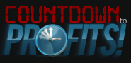 countdown to profits review logo
