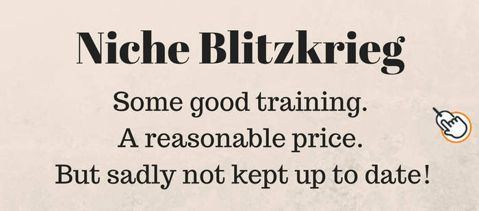niche-blitzkrieg-good-training-not-up-to-date