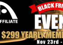 wealthy affiliate black friday event 2018