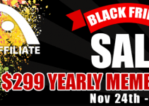 don't miss the wealthy affiliate black friday sale