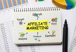 affiliate marketing is a lot of work