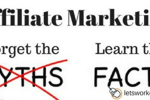 The myths of affiliate marketing