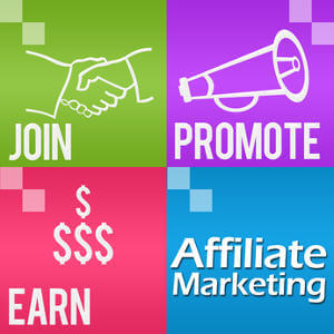 join promote earn - steps to affiliate marketing