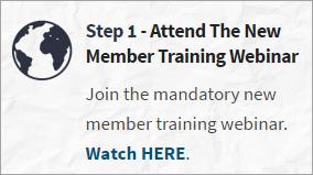 ISFN step 1 attend webinar training