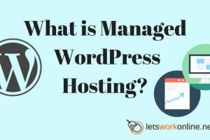 what is managed web hosting