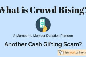 is crowdrising.net a scam