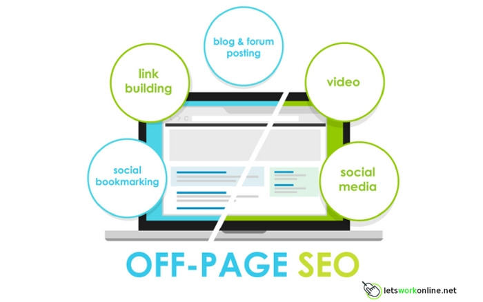 off page SEO more than just link building