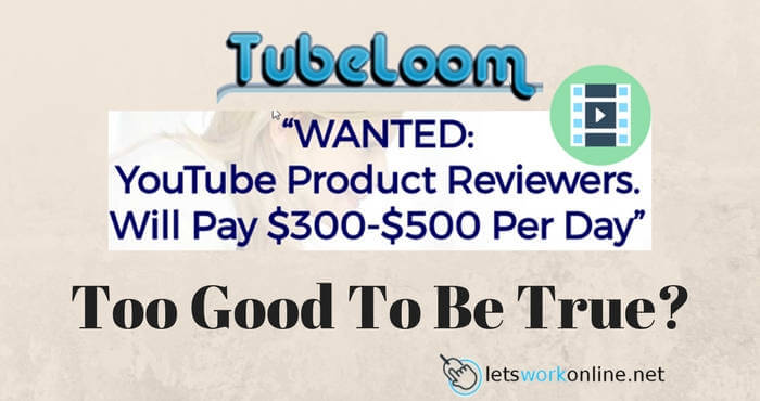 Is TubeLoom legit?