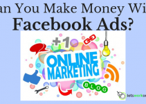 can you make money posting ads on facebook