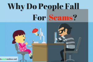 why do people fall for scams