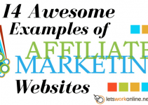 Some awesome examples of affiliate marketing sites
