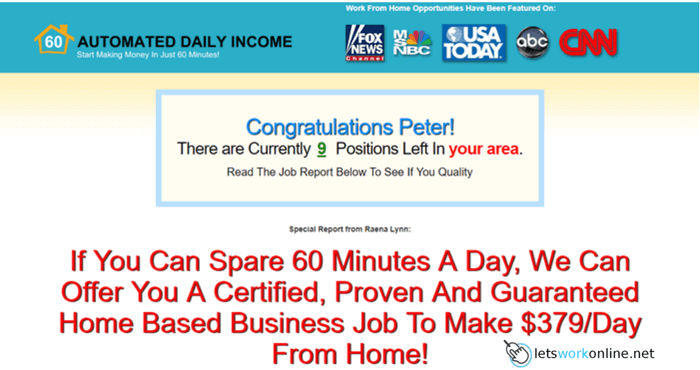 Automated Daily Income Scam Paid Survey Online