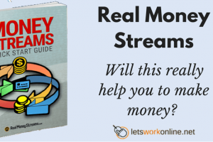 Real Money Streams Review - Is this a scam or legit?