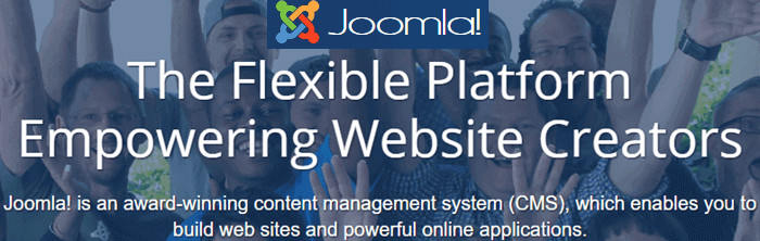 Joomla a flexible website creator