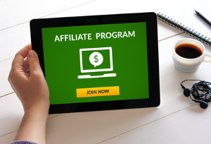 join affiliate programs or networks