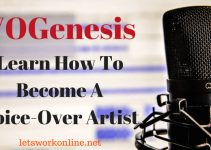 VOGenesis become a voice-over artist