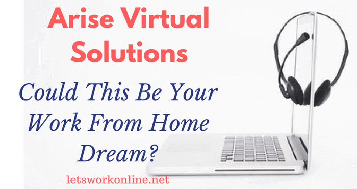 virtual work from home arise work from home is this a legitimate business 4869
