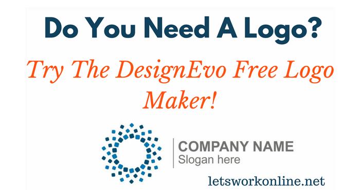 Designevo Review A Free Online Logo Maker Lets Work
