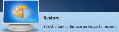 Aomei restore