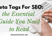 meta tags can help with SEO read our guide