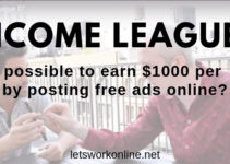 Income League by Matthew Neer and Jamie Lewis